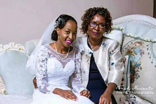 Bride and Mother of Bride &/aunt
