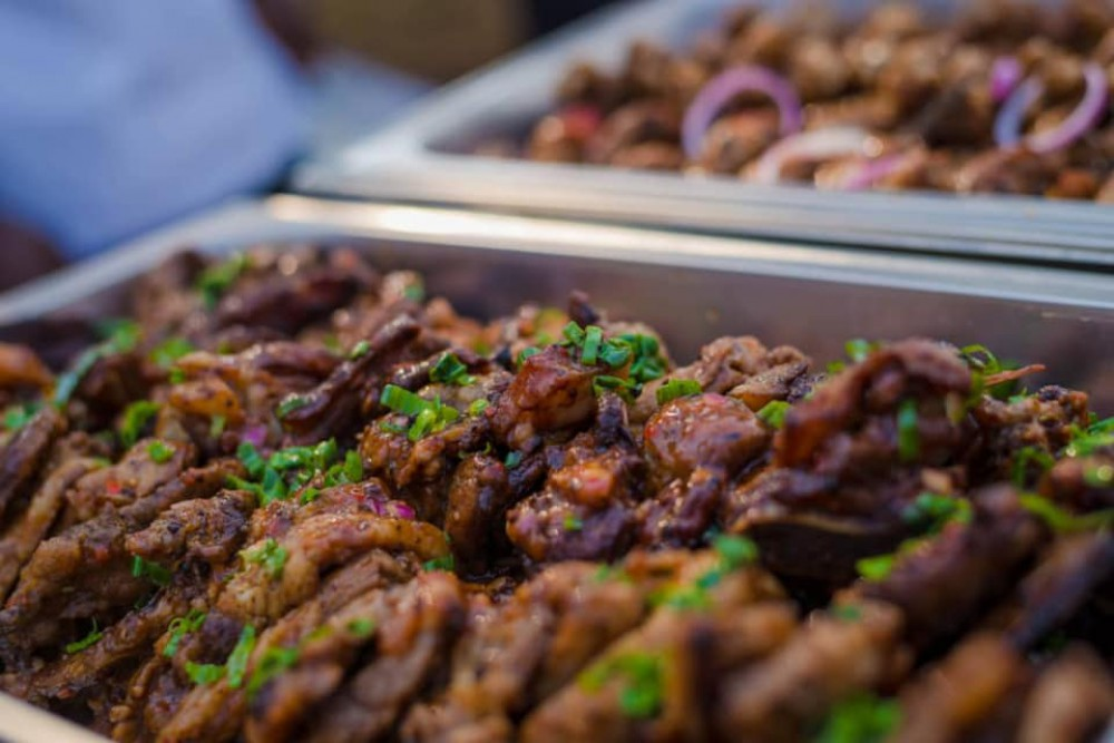 In-house Catering Services